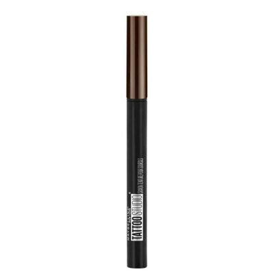 Maybelline Tattoo Studio Brow Tint Pen 130 Deep Brown 6ml