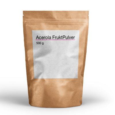 Acerola Fruktpulver 28% 500g