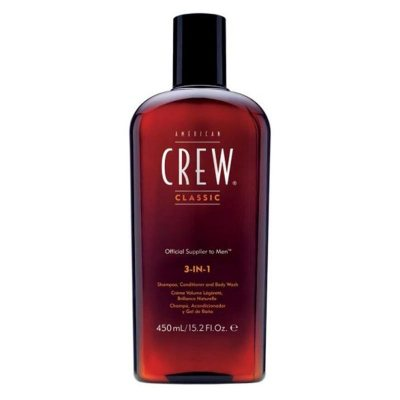 American Crew Classic 3in1 450ml
