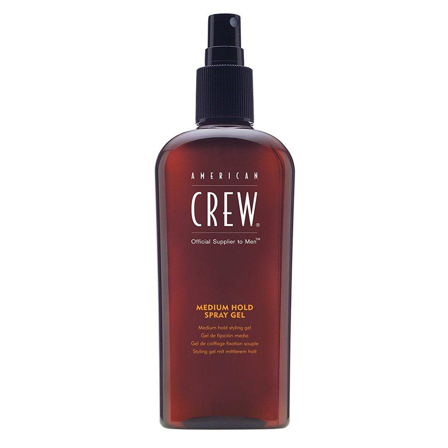 American Crew Medium Hold Spray Gel 250ml