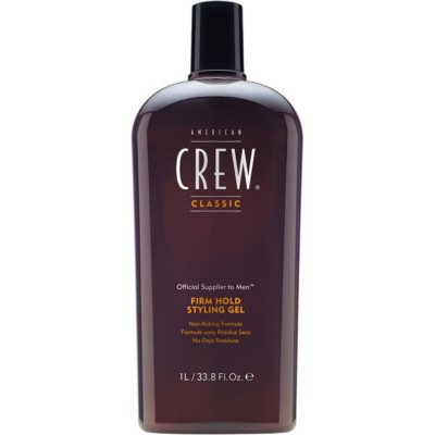 American Crew Styling Gel Firm Hold 1000ml