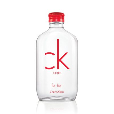 Calvin Klein CK One Red Edition For Her edt 100ml