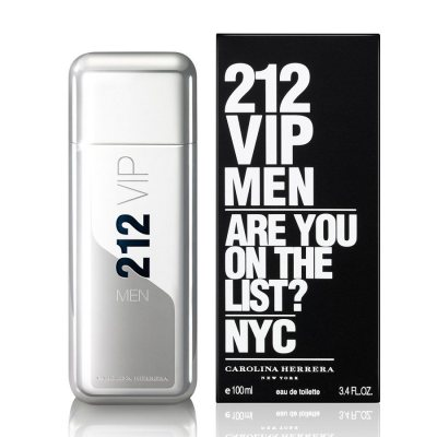 Carolina Herrera 212 VIP Men edt 100ml