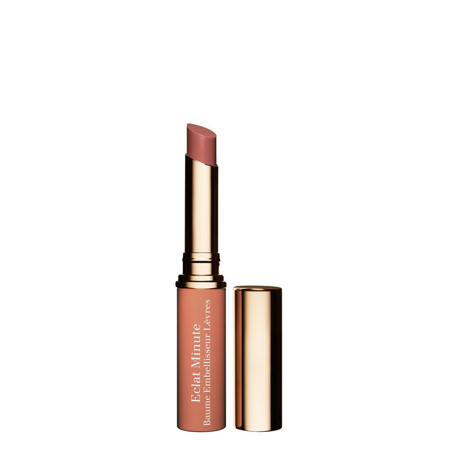 Clarins Instant Light Lip Balm Perfector Lipstick #06 Rosewood 1.8g