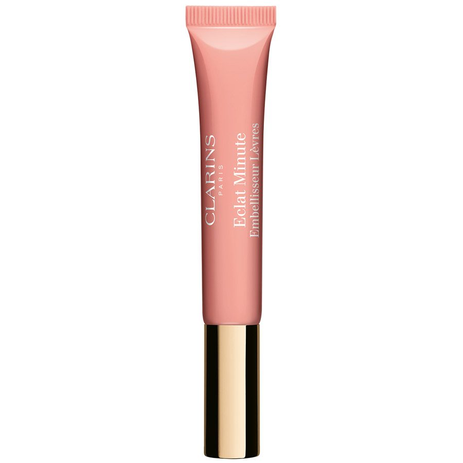 Clarins Instant Light Natural Lip Perfector Tube #02 Apricot Shimmer 12ml