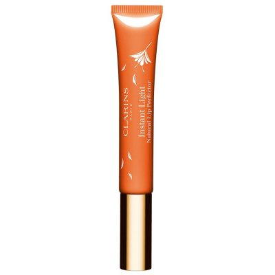Clarins Instant Light Natural Lip Perfector Tube #11 Orange Shimmer 12ml