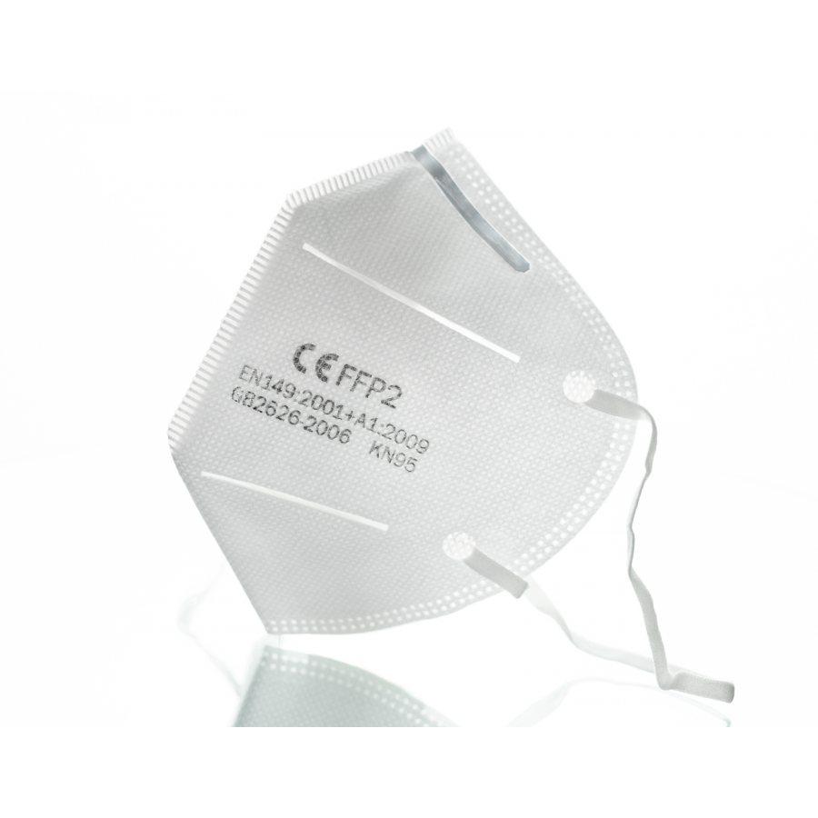 FFP2 Andningsskydd Munskydd Ansiktsmask 5-pack