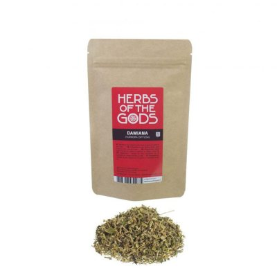 Herbs of the Gods Damiana 80g