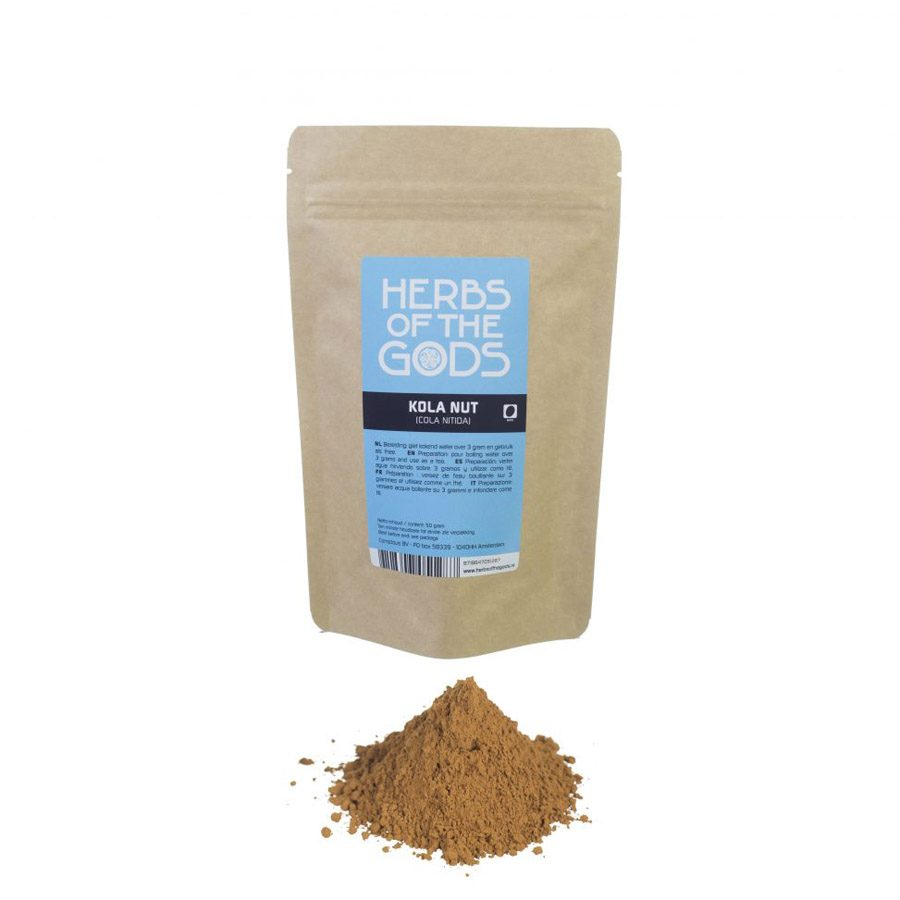 Herbs of the Gods Kola Nut 50g