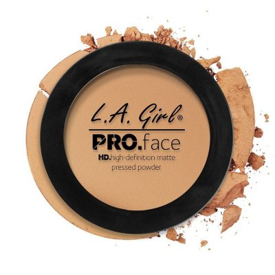 L.A. Girl Pro Face Matte Pressed Powder Medium Beige