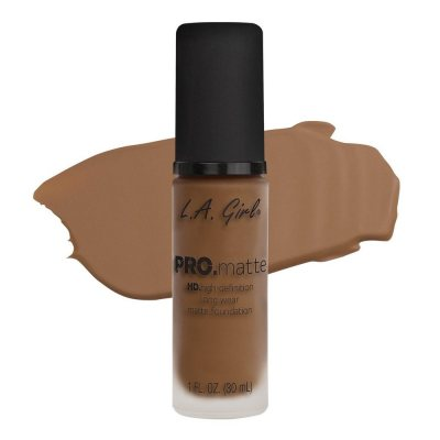 L.A. Girl Pro Matte Foundation Deep Tan 30ml