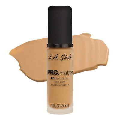 L.A. Girl Pro Matte Foundation Natural 30ml