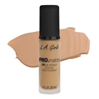 L.A. Girl Pro Matte Foundation Soft Beige 30ml