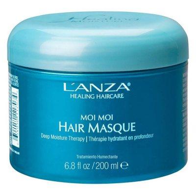 LANZA Healing Moisture Moi Hair Masque 200ml