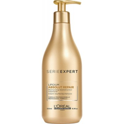 L'Oreal Absolut Repair Lipidium Shampoo 500ml