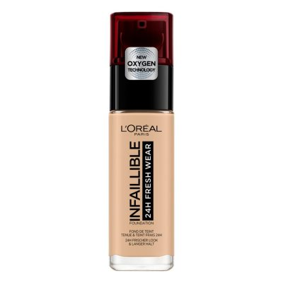 L'Oreal Infallible 24H Foundation 125 Natural Rose 30ml