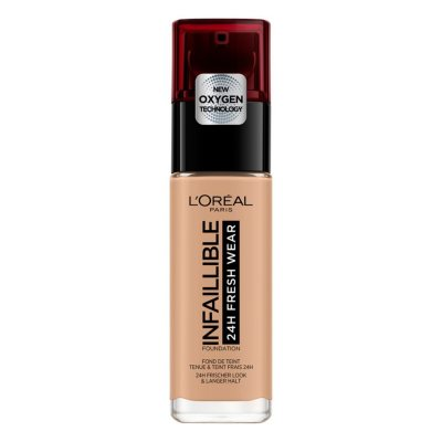 L'Oreal Infallible 24H Foundation 230 Radiant Honey 30ml