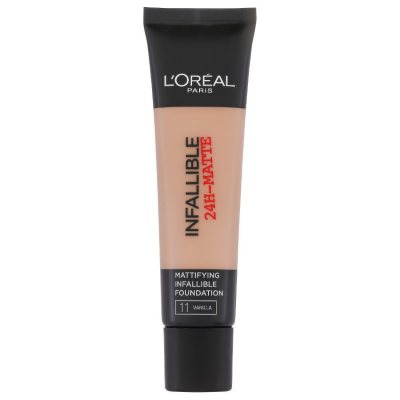 L'Oreal Infallible 24H Matte Foundation 11 Vanilla 35ml