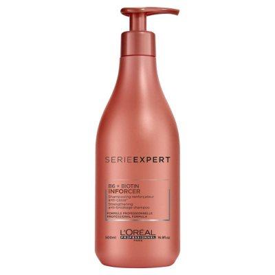 L'Oreal Serie Expert Inforcer Shampoo 500ml