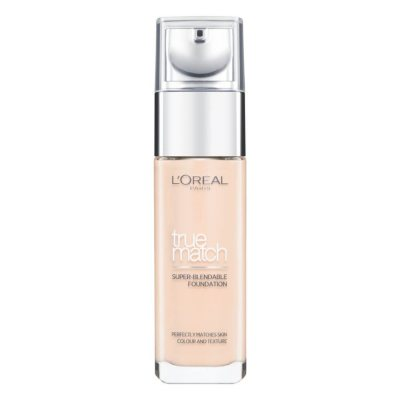 L'Oreal True Match Liquid Foundation 1N Ivory 30ml