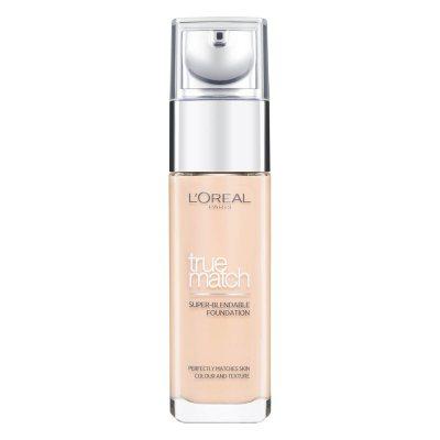 L'Oreal True Match Liquid Foundation 3N Creamy Beige 30ml