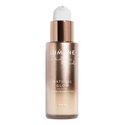Lumene Nordic Nude Natural Glow Fluid Foundation 1 Porcelain SPF20 30ml