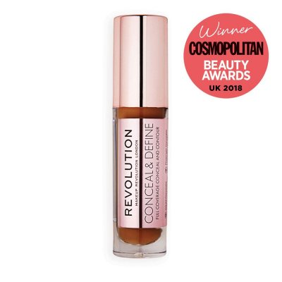 Makeup Revolution Conceal & Define Concealer C16