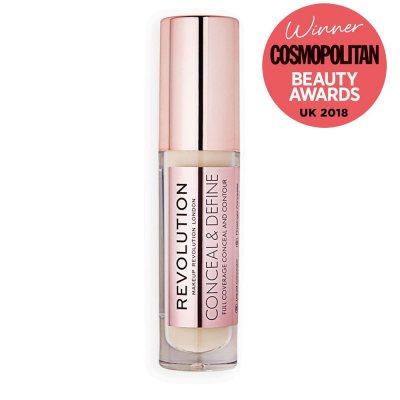 Makeup Revolution Conceal & Define Concealer C2