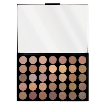 Makeup Revolution HD Palette Matte Amplified 35 Commitment