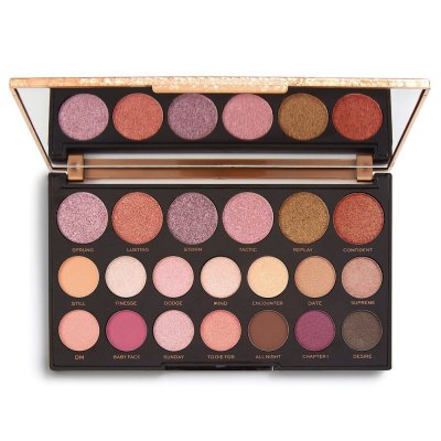 Makeup Revolution Jewel Collection Eyeshadow Palette Deluxe