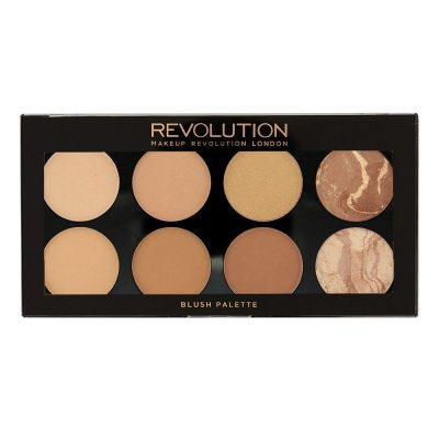 Makeup Revolution Re-Loaded Bronze Palette All About Bronze