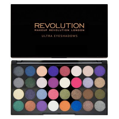Makeup Revolution Ultra 32 Shade Eyeshadow Palette Eyes Like Angels
