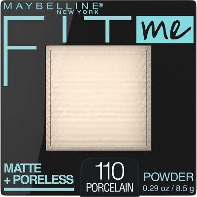 Maybelline Fit Me Matte + Poreless Powder 110 Porcelain