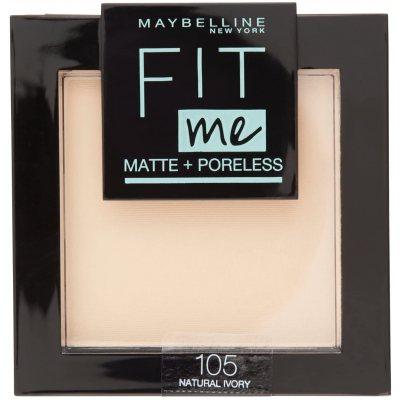 Maybelline Fit Me Matte + Poreless Powder 105 Natural Ivory