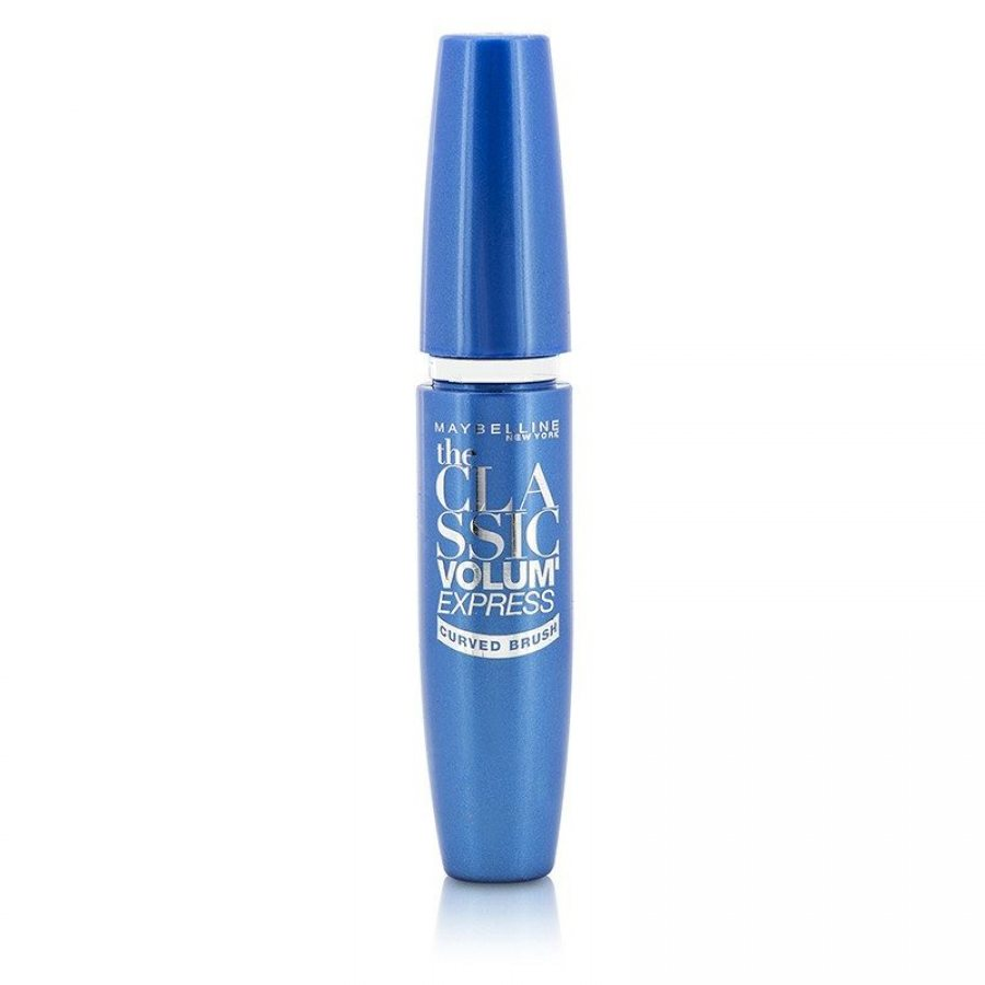 Maybelline Volum Express Curved Brush Mascara Black 10ml