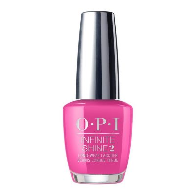 OPI Infinite Shine No Turning Back From Pink Street