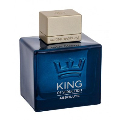 Antonio Banderas King of Seduction Absolute edt 100ml (Collector´s Edition)