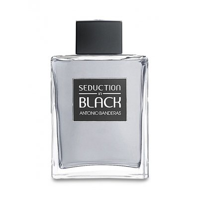 Antonio Banderas Seduction In Black edt 200ml