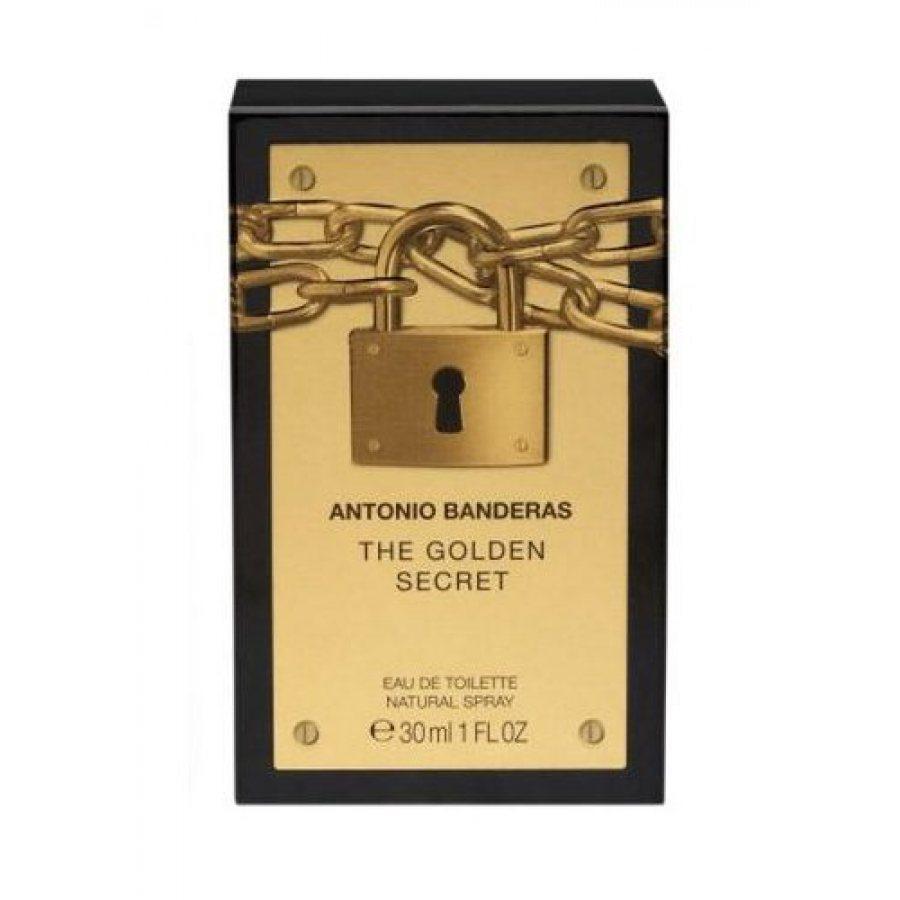 Antonio Banderas The Golden Secret edt 100ml 249 SEK