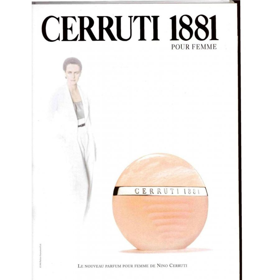 Cerruti 1881 Women edt 100ml 419 SEK Dermastore