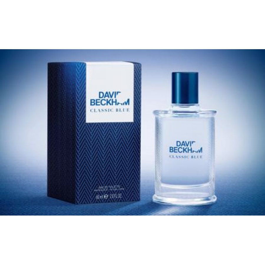 David Beckham Classic Blue edt 60ml | Ginos.se