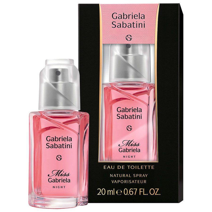 Gabriela Sabatini Miss Gabriela Night EdT 20ml • Se priser