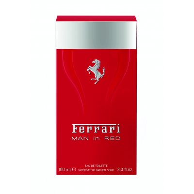 Ferrari Man In Red edt 50ml