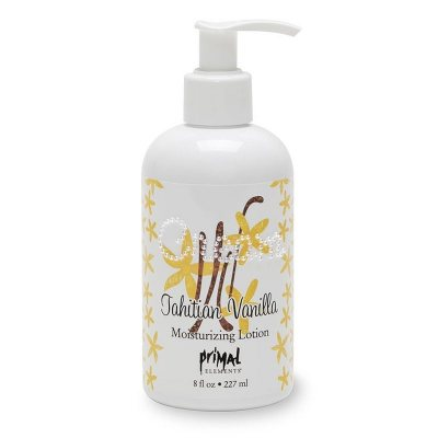 Primal Elements Tahitian Vanilla Moisturizing Lotion 227ml