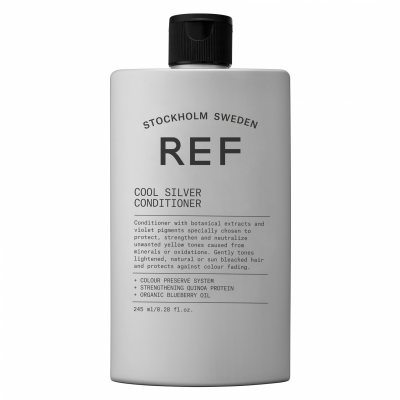 REF Cool Silver Conditioner 245ml