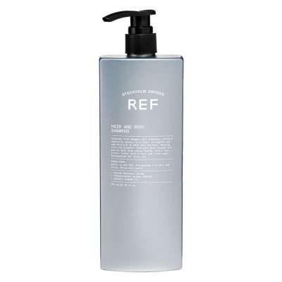 REF Hair And Body Shampoo 750ml