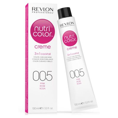 Revlon Nutri Color Creme 005 Pink 100ml