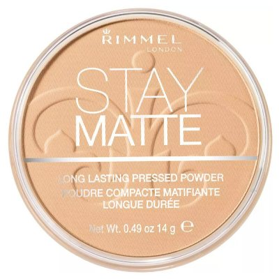 Rimmel Stay Matte Pressed Powder 006 Warm Beige 14g