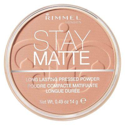 Rimmel Stay Matte Pressed Powder 009 Amber 14g