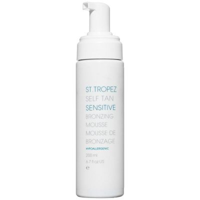 ST. Tropez Sensitive Bronzing Mousse 200ml